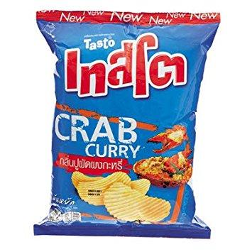 Thai Curry Crab Flavor???