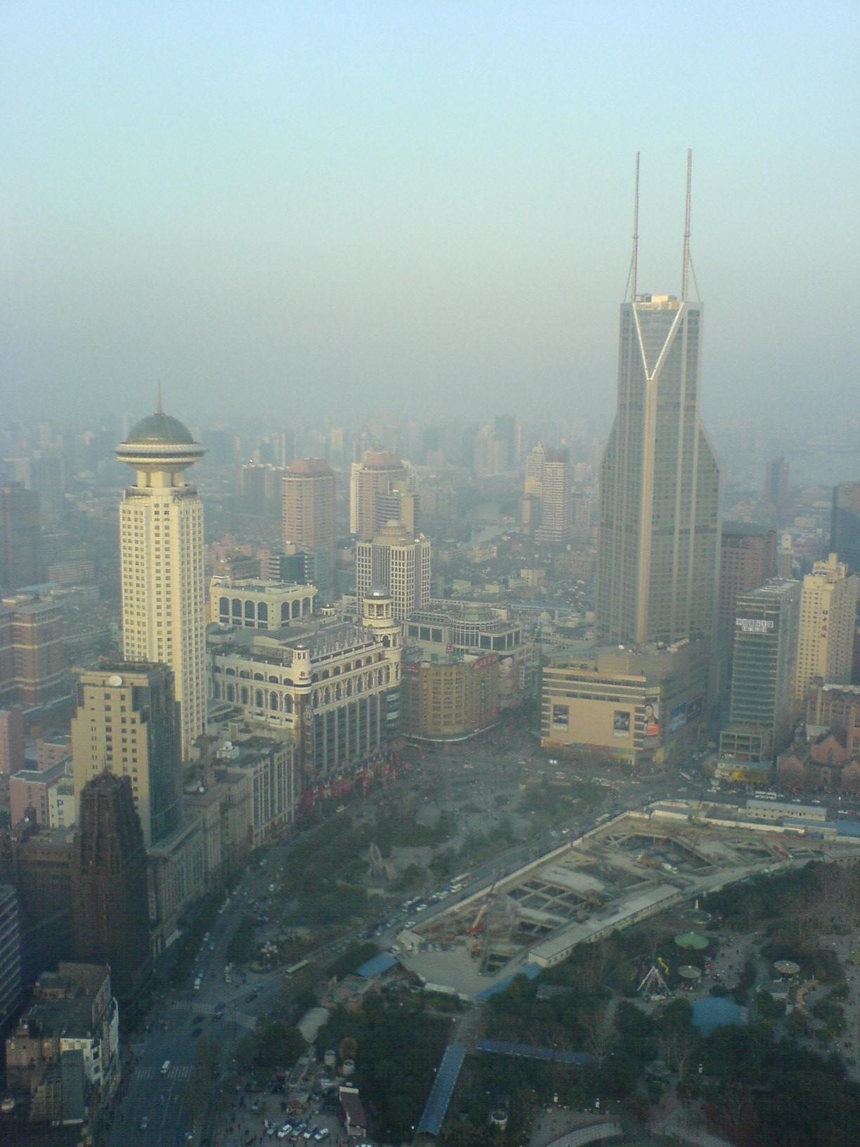 Where is the clean air?