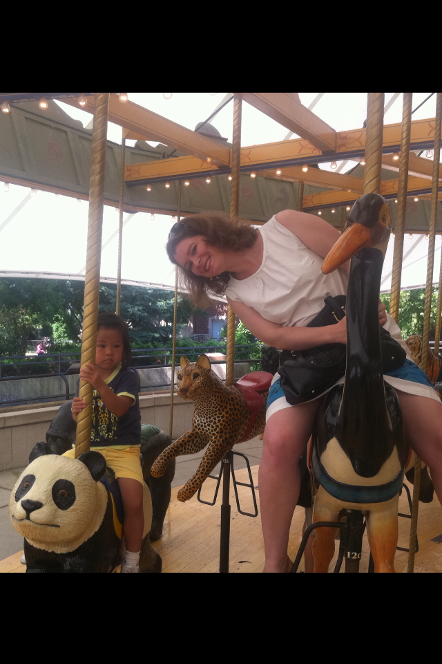 Ridin' the Panda