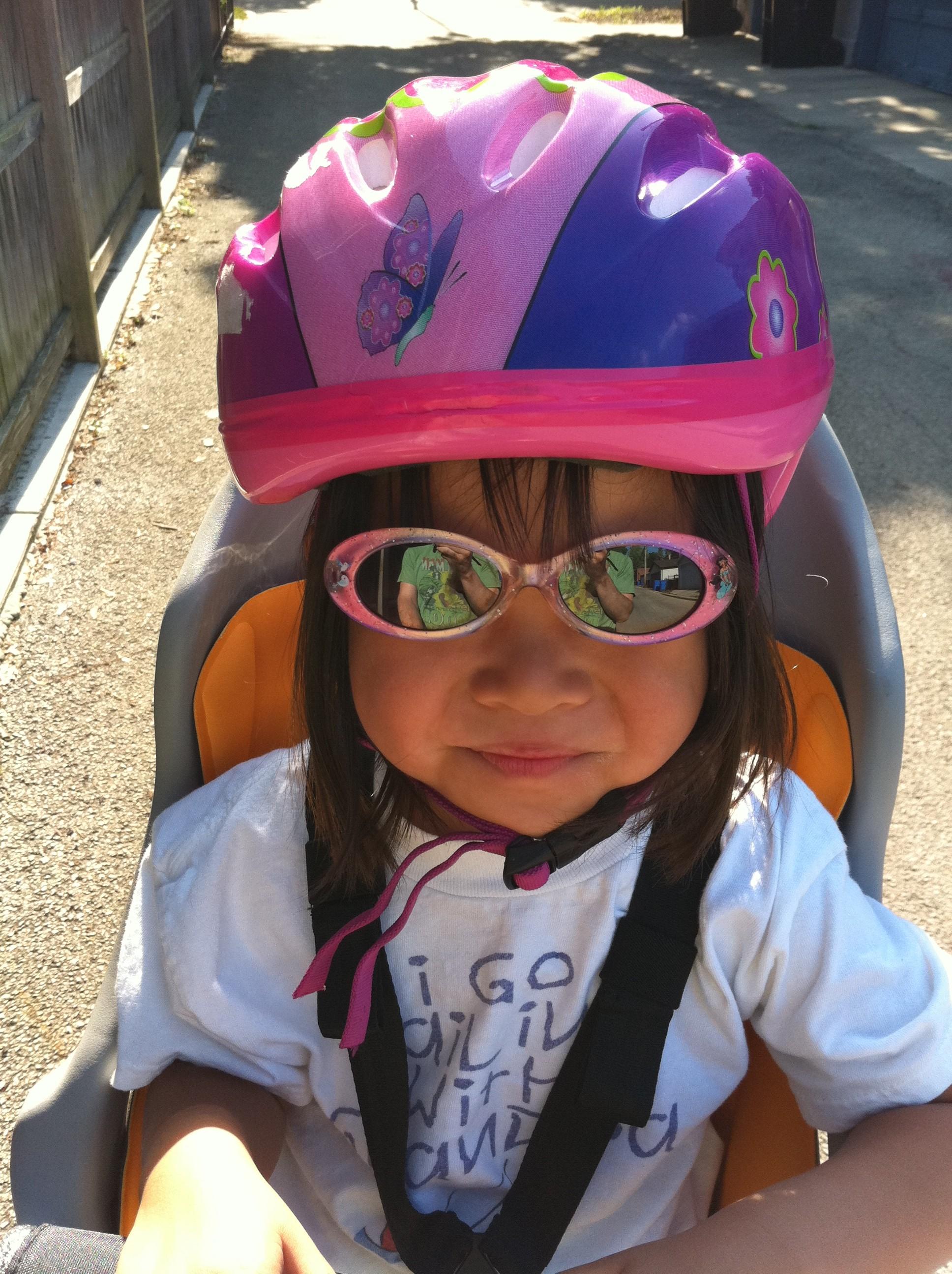 Biker gal