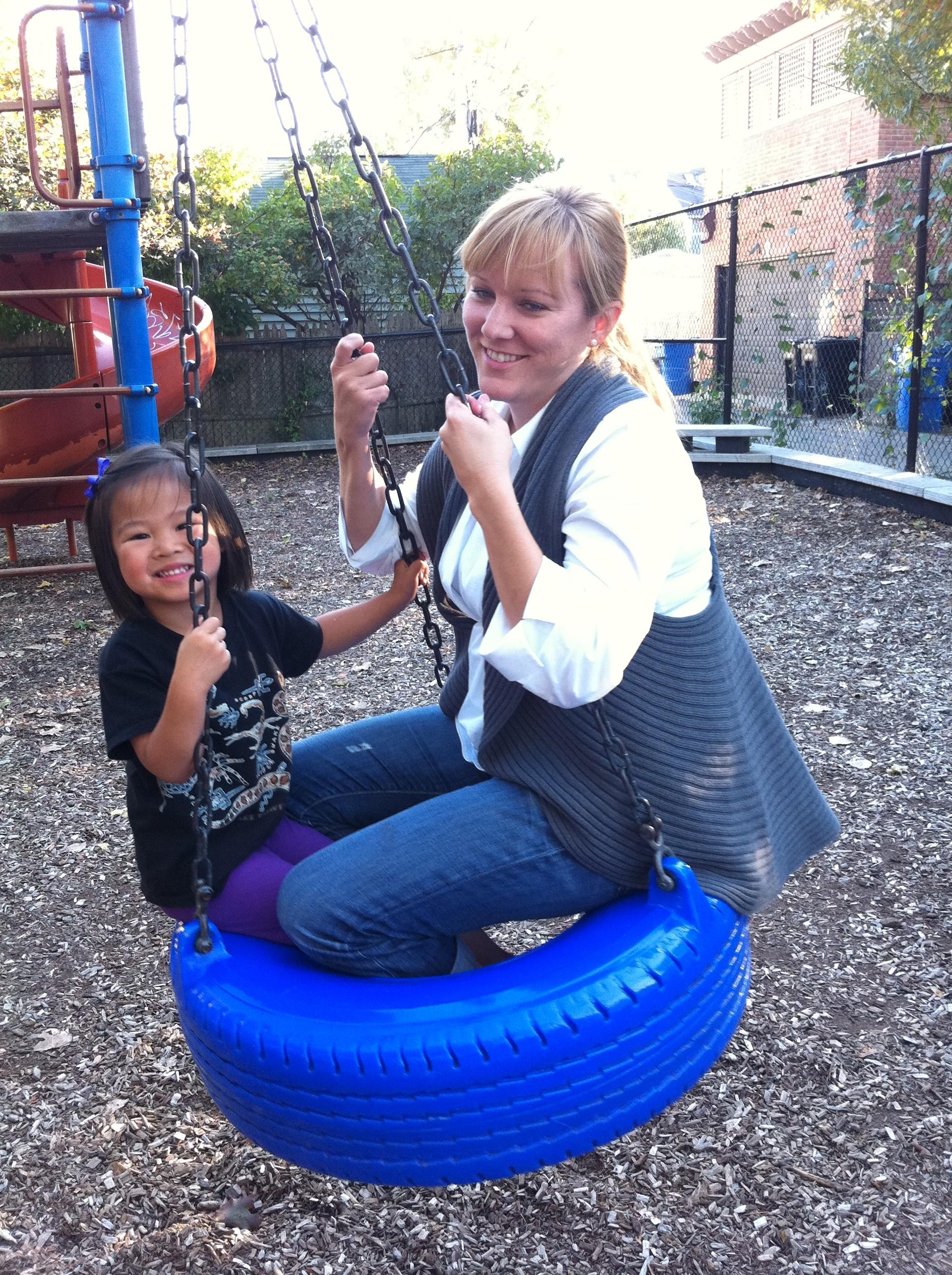 Swingin' with Auntie Lisa