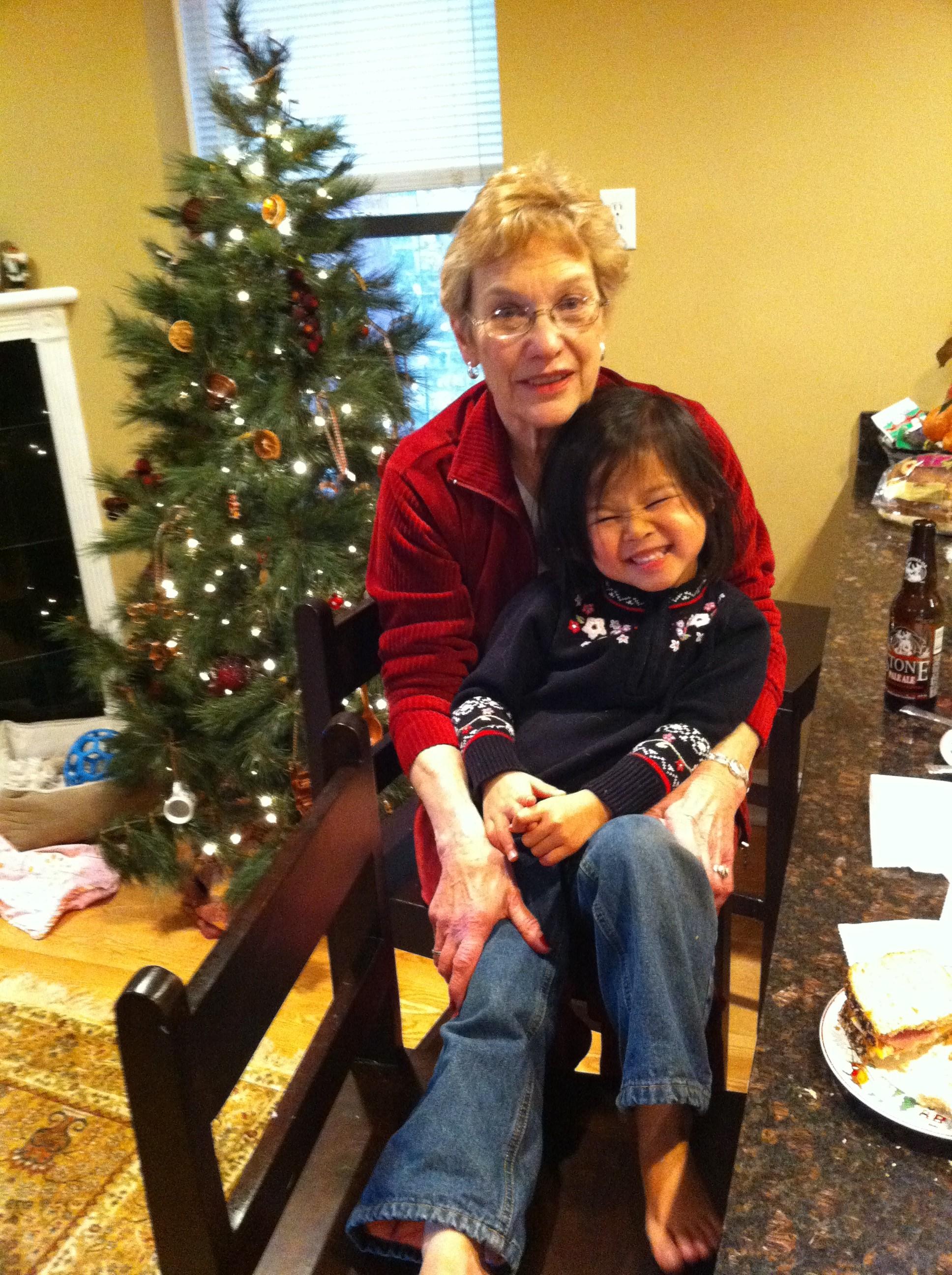 Merry Christmas Grandma.