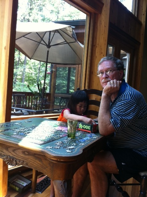 Puzzlin' with Pappy