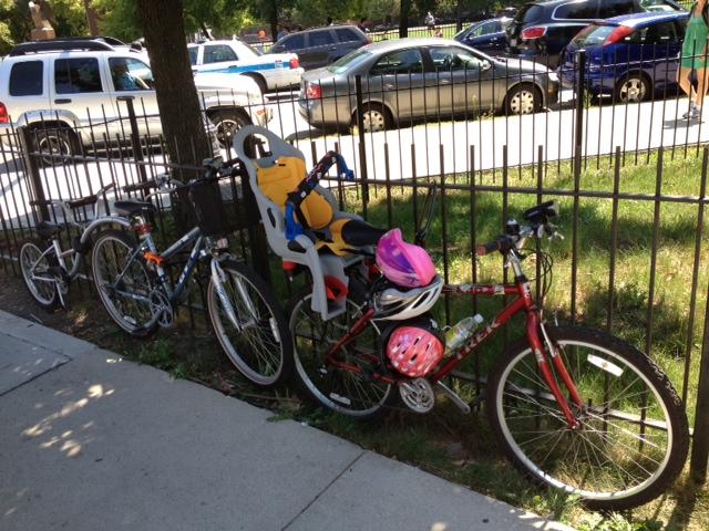 How do you transport a family of four?