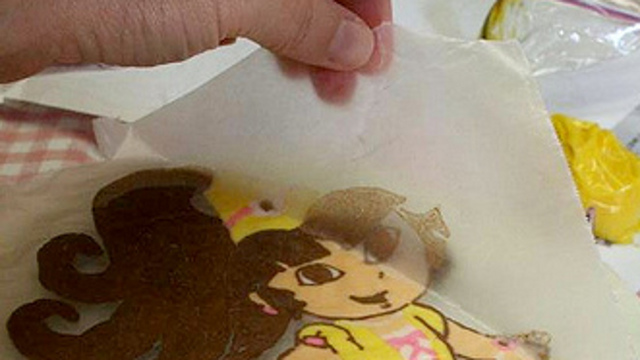 Dora the Cake