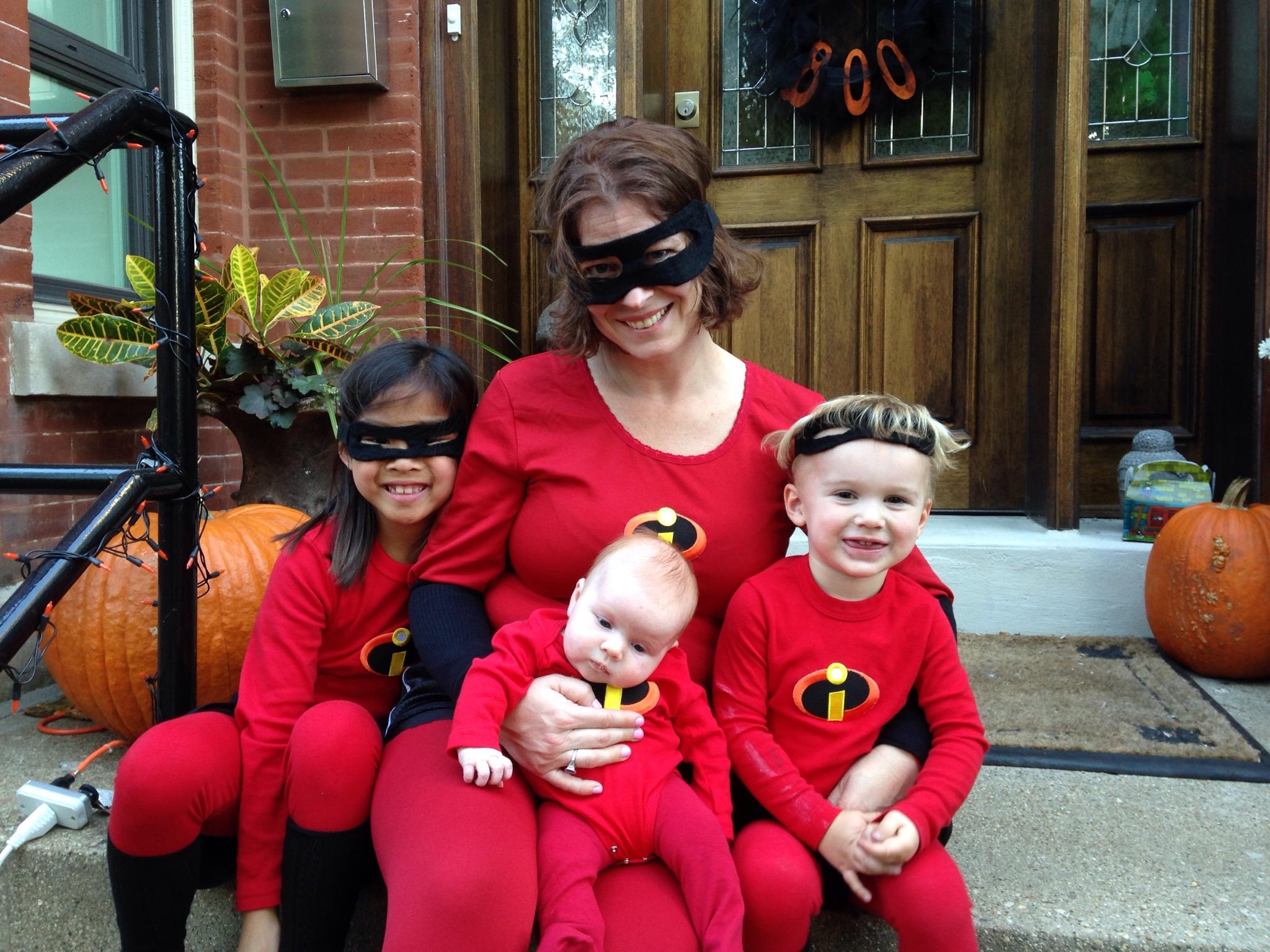 Happy Halloween 2014 – The Incredibles