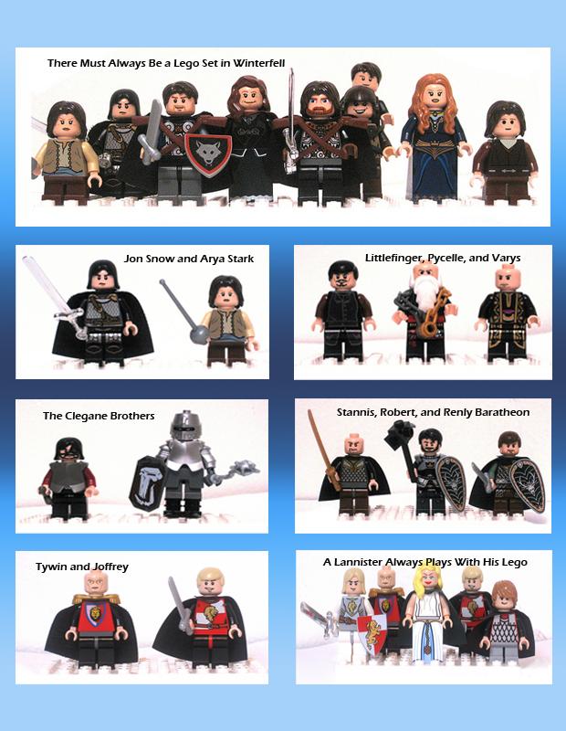 #6 – Lego swords