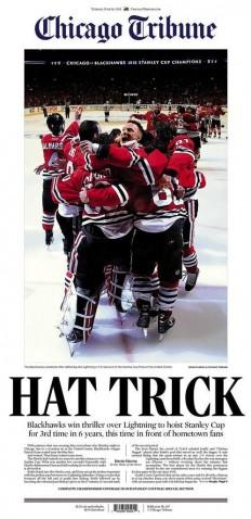 Blackhawks win!