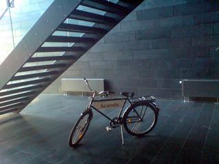 Make bikes, not cars.